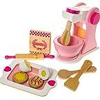 Butterflies™ Wooden Mixer & Baking Set