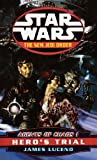 Agents of Chaos I: Hero's Trial (Star Wars: The New Jedi Order, Book 4) (0345428609) by Luceno, James