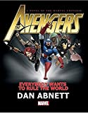 Avengers: Everybody Wants to Rule the World Prose Novel