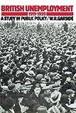 British Unemployment 1919-1939