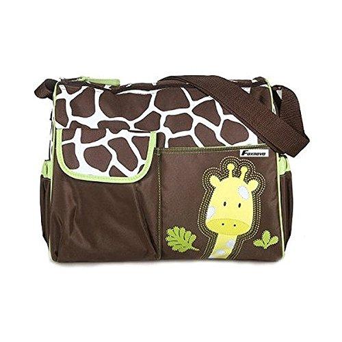 Foxnovo Niedliche Giraffe Muster Multi-Funktions-große