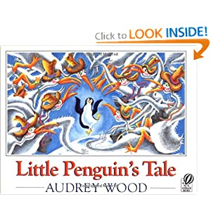 Little Penguin's Tale (Voyager Books)