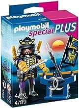 Comprar Playmobil - Samurai con estante de armas (4789)