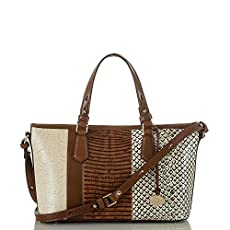Mini Asher Satchel<br>Brown Sahara