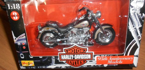 Maisto Harley Davidson Motorcycles (Series 3 1998) 1:18 Scale FLHT Electra Glide