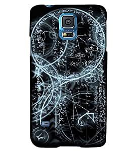 PRINTSWAG TYPOGRAPHY Designer Back Cover Case for SAMSUNG GALAXY S5