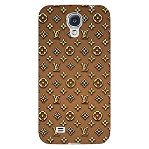 Jugaaduu Louis Vuitton LV Back Cover Case For Samsung Galaxy S4 I9500