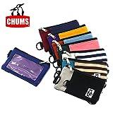 (チャムス)CHUMS ch60-0790a モバイルケース CH60-0790 Mobile Card Case Sweat Nylon 正規品 SlateBlue/Fox