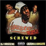 echange, troc Chamillionaire, DJ Obscene - Houston We Have a Problem: Chopped & Screwed