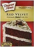 Duncan Hines Red Velvet Moist Cake Mix 468g (12pack)
