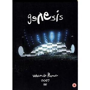 Genesis - When in Rome/Come Rain Or Shine - Live 2007 (3 DVDs)