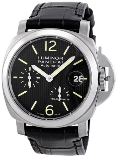 Panerai Men's M00241 Luminor Power Reserve Power Reserve Watch