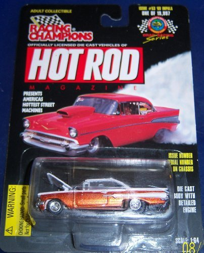 Hot Rod Issue # 53 '60 Impala