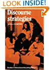 Discourse Strategies (Studies in Interactional Sociolinguistics)