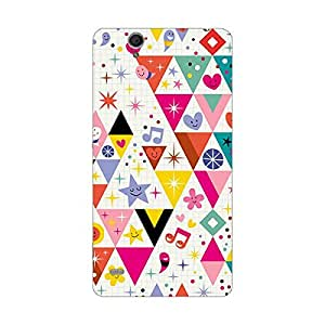 Sony C4 Cover - Hard plastic luxury designer case for Sony C4 -For Girls and Boys-Latest stylish design with full case print-Perfect custom fit case for your awesome device-protect your investment-Best lifetime print Guarantee-Giftroom 903