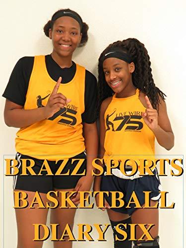 Brazz Sports Basketball Diary Six
