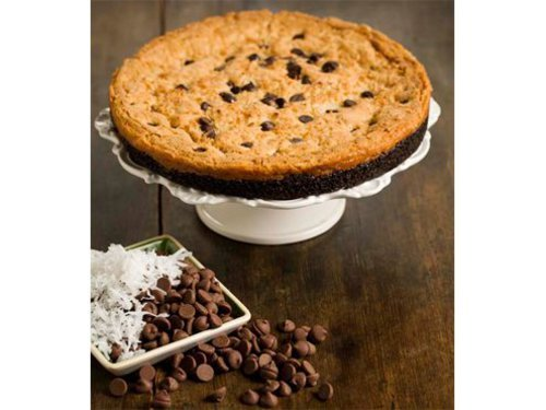 Paula Deen 2.1-lb. Coconut Chocolate Chip Gooey Cake.