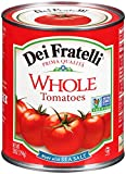 Dei Fratelli - Whole Tomatoes - 28oz - 12 pack