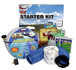 Valterra K88105 Standard RV Accessory Starter Kit with Eco-Force