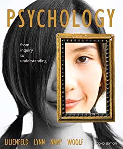 Psychology: From Inquiry to Understanding (2nd Edition)