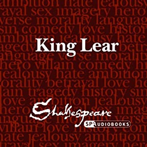 SPAudiobooks King Lear (Unabridged, Dramatised) | [William Shakespeare]