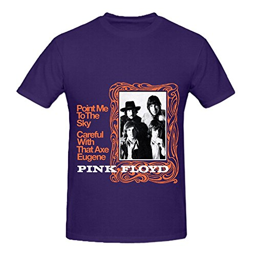 Pink Floyd Point Me At The Sky Careful With That Axe Eugene Soul Mens Diy Shirts (Lil Roughneck compare prices)