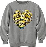 Minions Unisex Sweatshirt Warm and Comfy