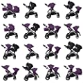 Baby Jogger 2014 City Select Stroller w/2nd Seat, Amethyst by Baby Jogger that we recomend individually.