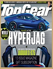 BBC Top Gear - Magazine Gift Subscription