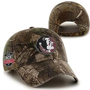 FSU Seminole hats : '47 Brand Florida State Seminoles (FSU) 2014 BCS