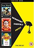 Documentary Essentials - Protest: The Yes Men/Wal-Mart: The High Cost Of Low Prices/Super Size Me [DVD]