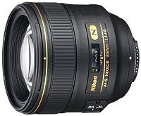 Nikon 85mm f/1.4G AF-S Nikkor Lens for Nikon Digital SLR by Nikon