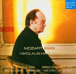 Mozart: Requiem /Harnoncourt