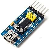 Arduino 新しい 3.3V 5.5V FT232RL FTDI USB-TTL シリアル 232 アダプタ モジュール