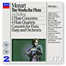 Mozart: The Works for Flute (2 CDs)