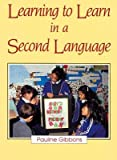 img - for Learning to Learn in a Second Language   [LEARNING TO LEARN IN A 2ND LAN] [Paperback] book / textbook / text book