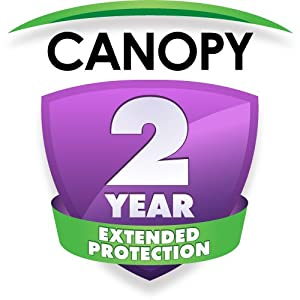 Canopy 2-Year Bike/Scooter Extended Protection Plan ($ 0-$50)