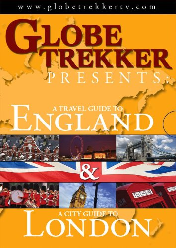 Globe Trekker: A Travel Guide to England/A City Guide to London