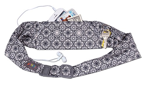 Bandi Classic Pocket Belt (Spiral Night)