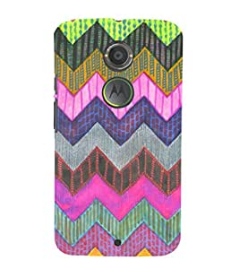 Ebby Premium Printed Mobile Mobile Back Case Cover With Full protection For Motorola Moto X2 (Designer Case)