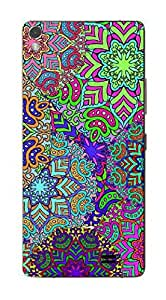 UPPER CASETM Fashion Mobile Skin Vinyl Decal For Gionee Elife S7 [Electronics]