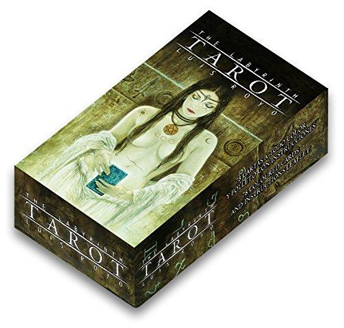 The Labyrinth Tarot [importato dalla Germania]