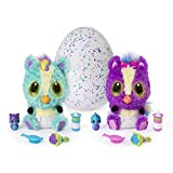 Hatchimals HatchiBabies Ponette Hatching Egg with Interactive Pet Baby (Styles May Vary) Ages 5 and Up