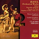 echange, troc  - Ravel : Oeuvres pour orchestre (Coffret 2 CD)