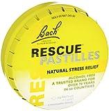 Bach Rescue Remedy Pastilles Orange Flower Essences 50 G Lozenge