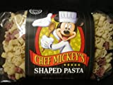 Chef Mickey's Shaped Pasta 14oz /397g
