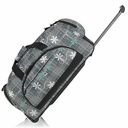 DANIEL RAY Keanu ® Reisetrolley Sporttasche Trolley Tasche...