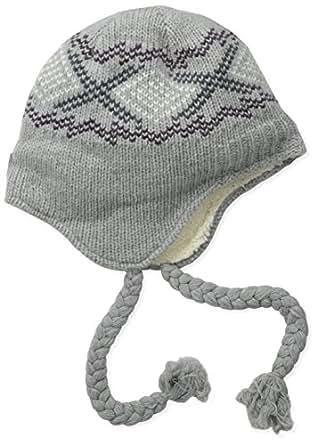 Carhartt Women's Picket Ear Flap Hat,Asphalt Heather  (Closeout),One Size