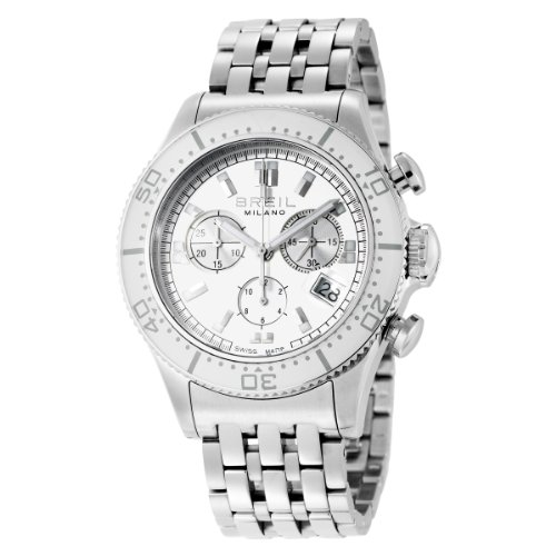 Breil Watch Manta White Chr Lady White Dial Bracelet Bw0503