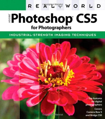 Real World Adobe Photoshop CS5 for Photographers 0321719832 pdf